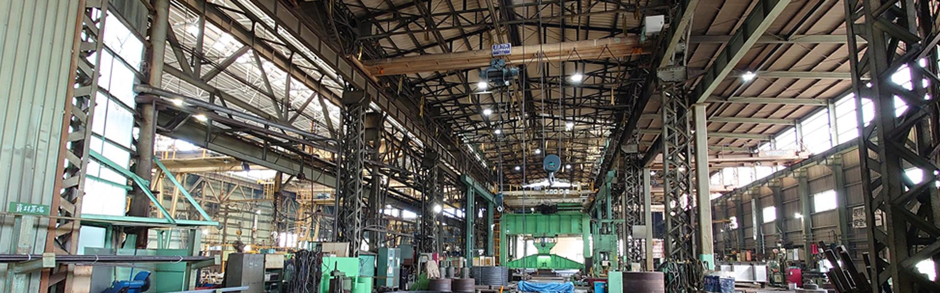岸和田工場